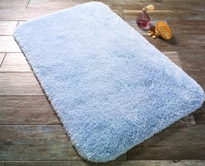 Confetti - Miami Kabarık Banyo Halısı Pastel Mavi 57x100cm