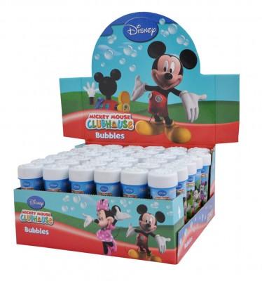 Diğer - Mickey Mouse Baskılı Köpük Baloncuk Çıkaran Oyuncak