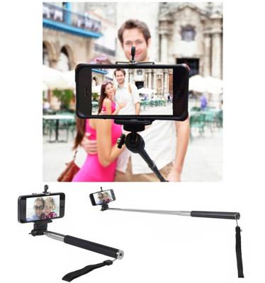 Diğer - Monopod Universal Selfie Çekim Çubuğu Asorti