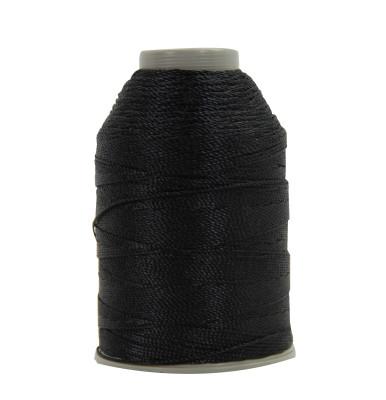 Diğer - Nakış ve Kasnak İpliği Siyah 100gr