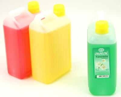 Diğer - Nikah ve Bebek Şekeri İçin Yasemin Kokulu Yeşil Kolonya 1L