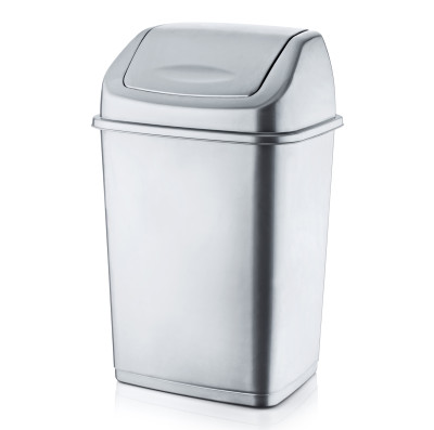 Diğer - Oynar Kapaklı Çöp Kovası 30cm
