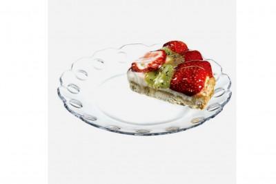 Paşabahçe - Paşabahçe 6lı Hare Pasta Tabağı
