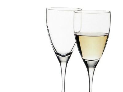 Paşabahçe - Paşabahçe 6lı Lyric Beyaz Şarap Kadehi
