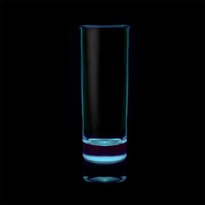 Paşabahçe - Paşabahçe Afterglow Fosforlu Meşrubat ve Kokteyl Bardağı Mavi