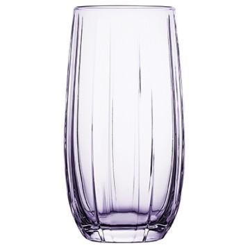 Paşabahçe - Paşabahçe Linka 3lü Su Bardağı 380cc Mor