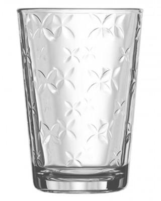 Paşabahçe - Paşabahçe Yonca 6lı Su Bardağı Sade