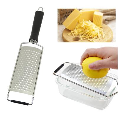 Diğer - Paslanmaz Çelik Meyve Kabuğu Ve Peynir Rendesi