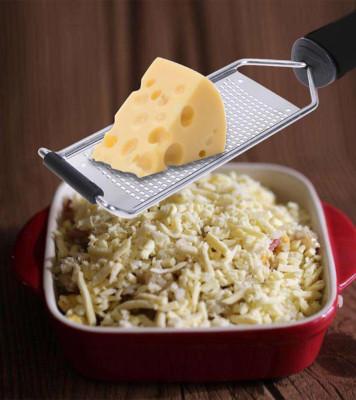Paslanmaz Çelik Meyve Kabuğu Ve Peynir Rendesi - Thumbnail