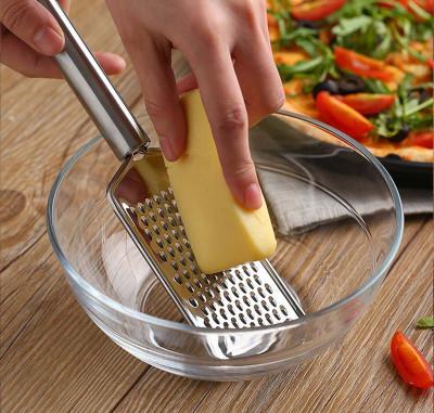 Diğer - Paslanmaz Çelik Peynir Rendesi