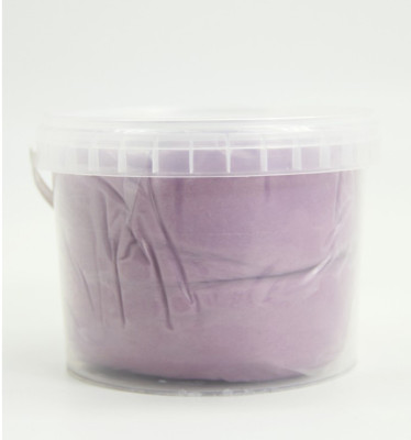 Diğer - Pasta Kurabiye Şeker Hamuru Lila 1kg.