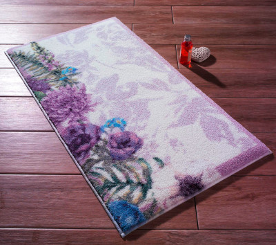 Confetti - Pick Flower Banyo Halısı 57x100cm