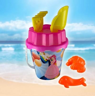 Diğer - Plajda Oyun Kum Kovası Takımı 6 Parça