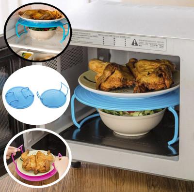 Diğer - Pratik Buzdolabı ve Mikrodalga Düzenleyici Organizer Raf