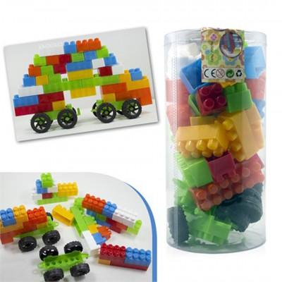 Diğer - Renkli Lego Oyuncak Seti 48 Parça