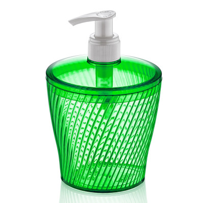 Diğer - Renkli Şeffaf Sıvı Sabunluk Asorti