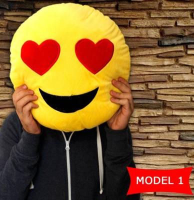 Diğer - Sevgiliye Özel In Love Aşk Emoji Yastık