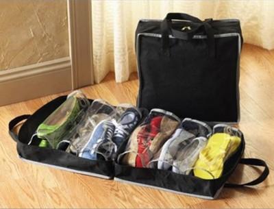 Diğer - Shoe Tote Taşınabilir Ayakkabı Çantası Hurcu