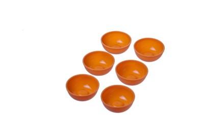 Soft Bowl - Softbowl Tekli Yuvarlak Silikon Muffin Kalıbı (6lı paket)