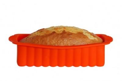 Soft Bowl - Softbowl Yasemin Baton Silikon Kek Kalıbı 27,5cm.