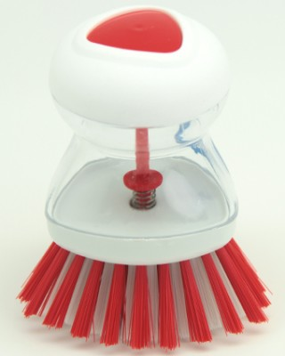 Titiz - Titiz Deterjan Hazneli Bulaşık Fırçası