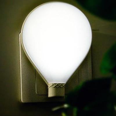 Uçan Balon Şeklinde Dekoratif Gece Lambası Asorti - Thumbnail