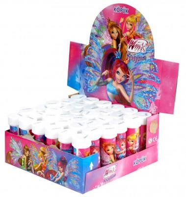 Diğer - Winx Baskılı Köpük Baloncuk Çıkaran Oyuncak