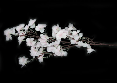 Diğer - Yapay Çiçek Akasya Demeti Pembe 68cm