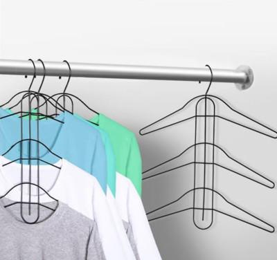 Diğer - Yer Kazandıran 3 Katlı Dolap Düzenleyici Gömlek Askısı