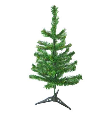 Diğer - Yılbaşı Mini Çam Ağacı Plastik Ayak 60cm