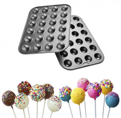 Zenker - Zenker Cake Pops Şekerleme ve Çubuklu Kek Kalıbı Seti